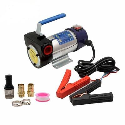 直流12v/24v175W45L/MIN电动柴油加油泵电动柴油泵直流柴油小油泵