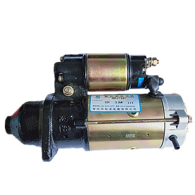 适用于莱动4L22BT发动机 汽车156Y起动机11齿12v3KW 启动马达松泽