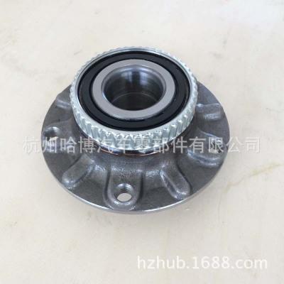 厂家生产适用宝马前轮汽车轮毂单元wheel hub bearing VKBA1458