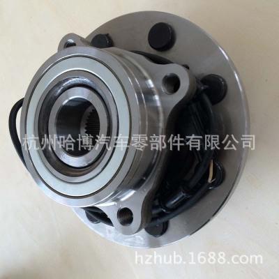 工厂生产道奇汽车轮毂单元wheel hub bearing 515061