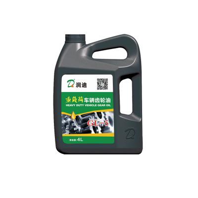 厂家直销18LGL-5重负荷齿轮油85W140中卡重卡工程车前后桥润滑油