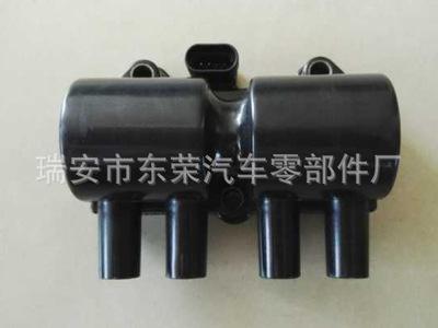 厂家直销汽车点火线圈德尔福二代(三插)OEM: 96253555