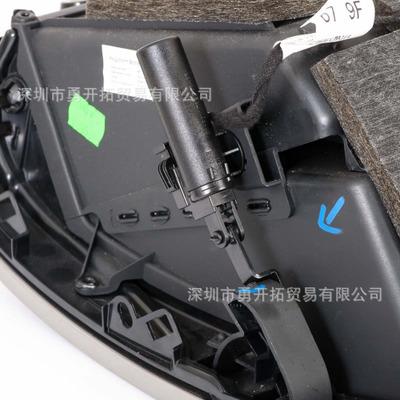 手套箱铰链修理包适用于奥迪A3 S3 RS3 8P Sportback车型