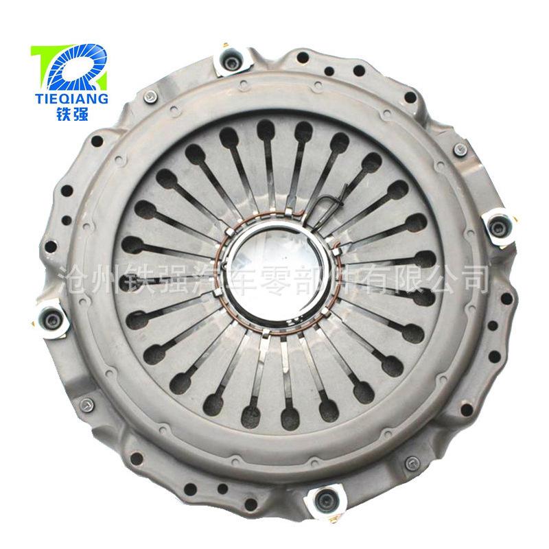 陕汽X3000玉柴专业生产 3482078133 离合器片 离合器压盘