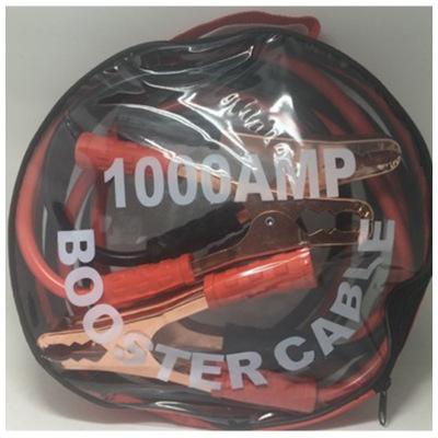 2.2米1000AMP电瓶夹线搭火线汽车应急线点火线蓄电池搭电连接线