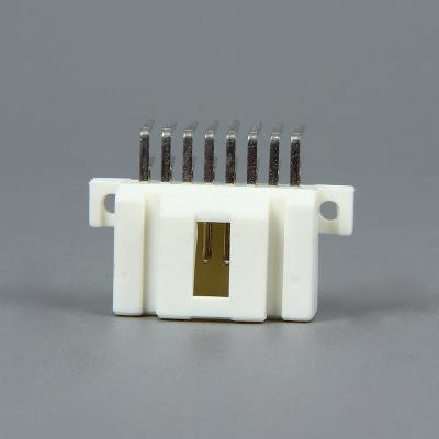 线对板接插件条形连接器SA-16P 公母接线端子连接器厂家供应