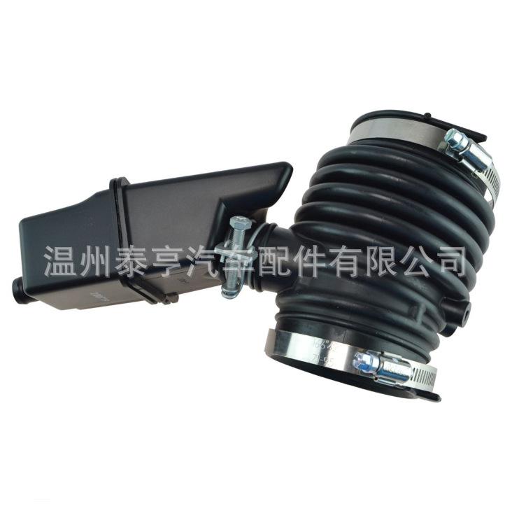 进气管165761AA1A厂家供应优质橡胶空气管 空滤器进气胶管