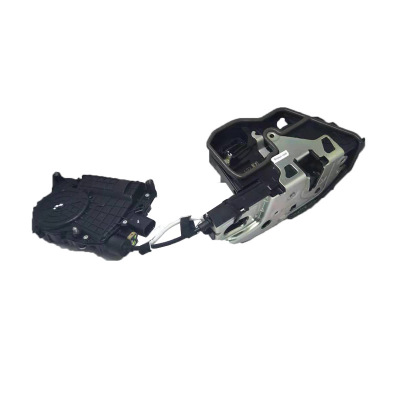 适用于宝马5系F01F02F10中控锁软关闭门锁执行器 51217185692右前