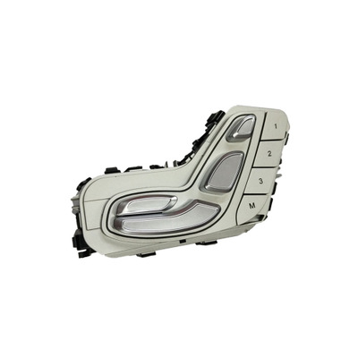 汽车右侧座椅开关 座椅调节器适用于奔驰W205 2059057851