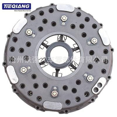 适用于红岩东风康明斯生产1882349003 1888063137 离合器从动盘