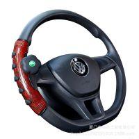 汽车方向盘助力球四季通用型防滑单手省力辅助转向器多功能车把套