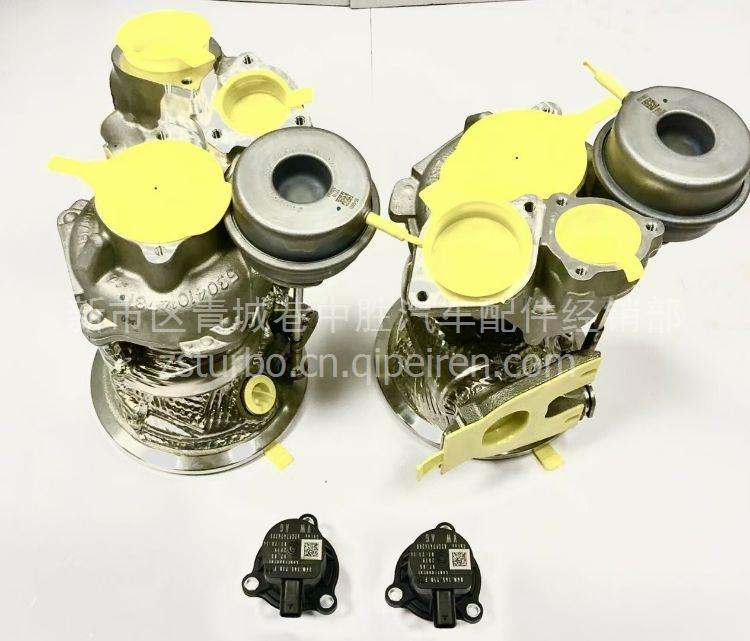 奥迪RS4 RS5保时捷帕拉梅拉 2.9T双涡轮增压器 06M145701N,06M145702N