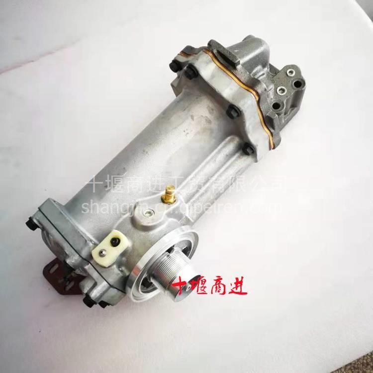 重庆康明斯NT855机油冷却器芯总成3053393 3053393