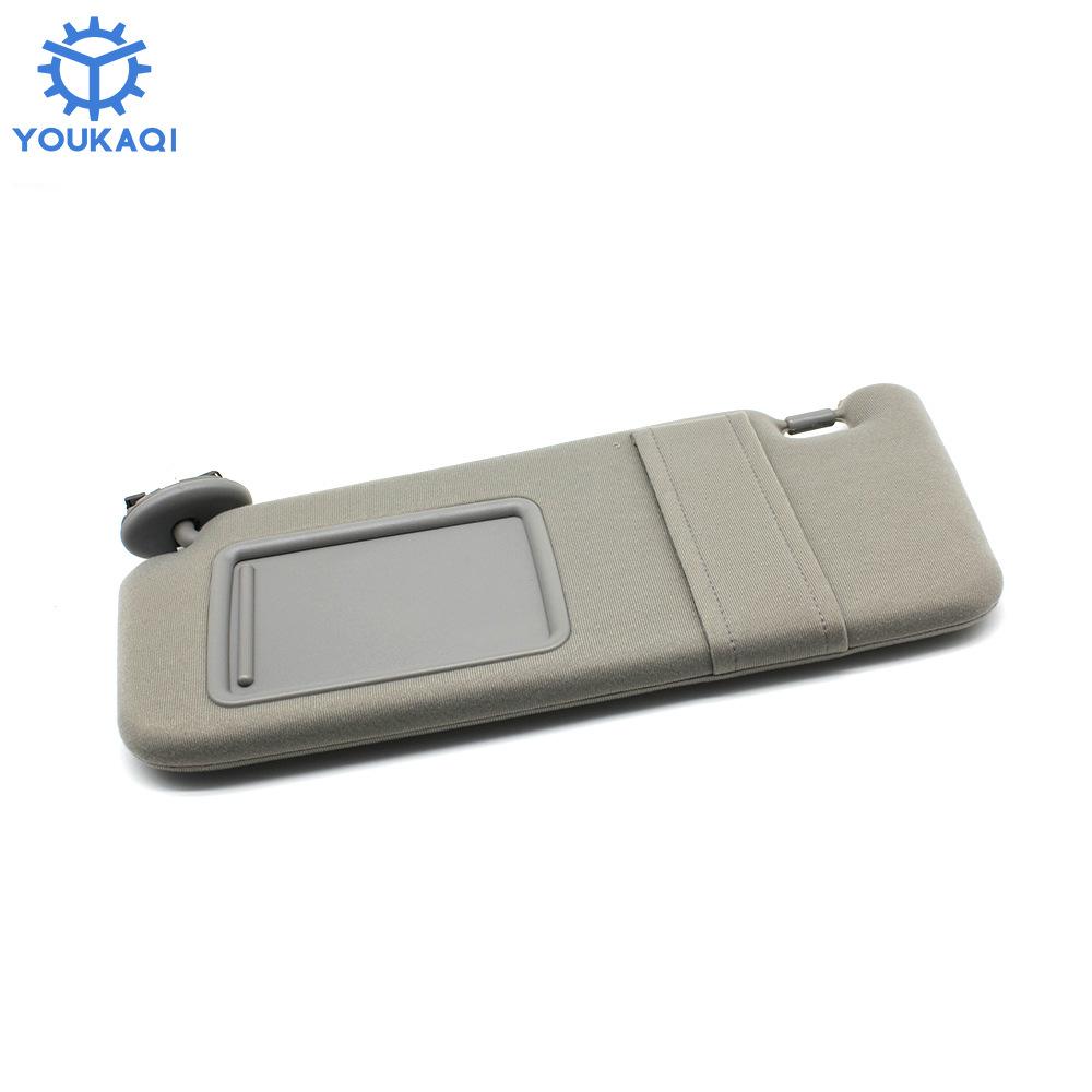 跨境热销汽车配件74320-06800遮阳板适用于丰田凯美瑞07-11