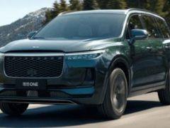 理想汽车设定2025年销售160万辆的小目标
