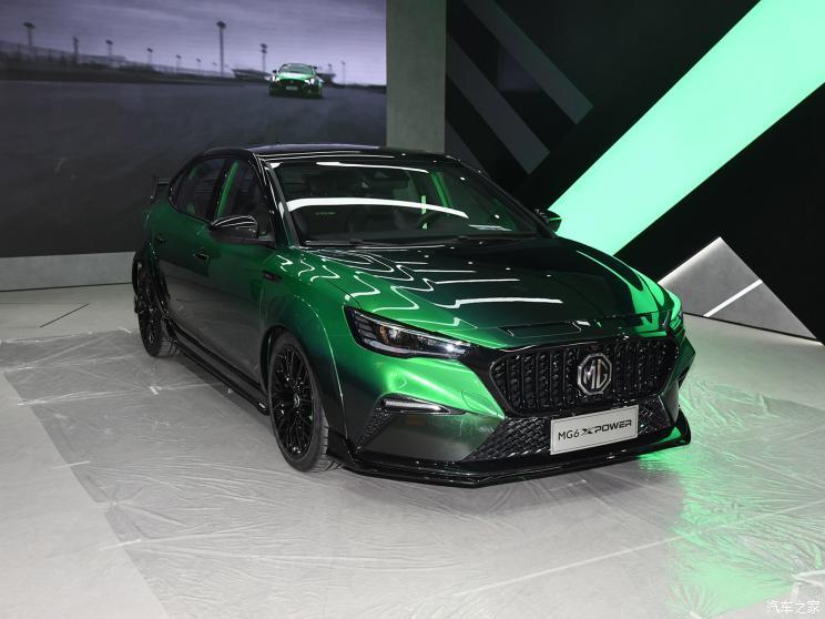 上汽集团 名爵6新能源 2021款 1.5T 混动X POWER大师版