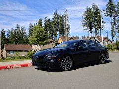 实用还是花架子?车评:车系第八代产品2021年款现代索塔纳