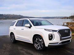 有何特别之处?现代SUV 2021 Hyundai Palisade Calligraphy