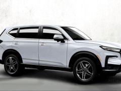 全新设计风格的本田CRV,你会喜欢吗?