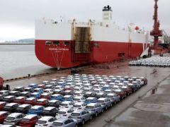 """中国汽车驶向全球市场""""新蓝海"""""""