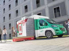 镜泰在德国慕尼黑国际车展上展示前瞻汽车技术