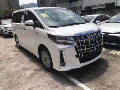 2021款丰田埃尔法最新加价行情分析