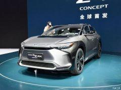 长寿命/低成本 丰田电气化车型目标规划