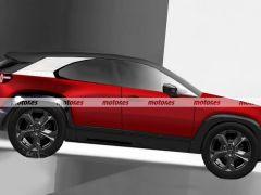 马自达CX-60假想图曝光 将于明年亮相