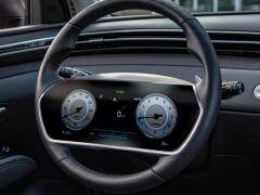 新专利曝光!现代汽车把仪表盘安装到方向盘